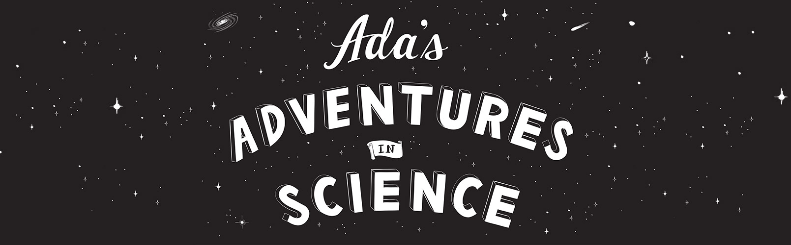 Ada's Adventures in Science header